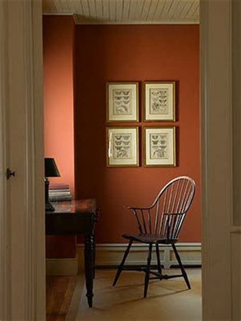 pennsylvania colonial interiors the historic paint color selection creates a lovely autumn