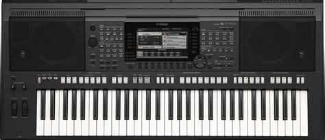 Les Keyboard Yamaha Claviers Arrangeurs Yamaha Psr S770 Et Psr S970 Audiofanzine