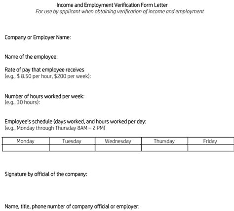 Proof Of Income Letter Sles 10 Exles In Word Pdf Format Proof Of Income Template