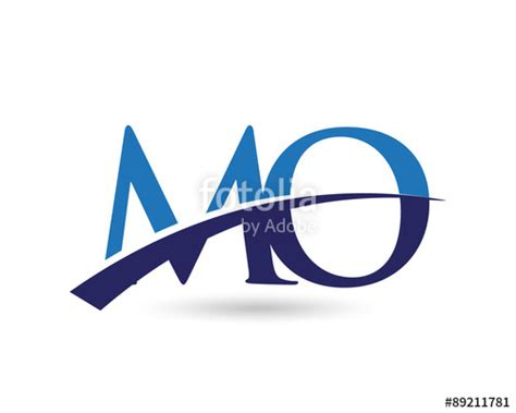 Search Mo Net Quot Mo Logo Letter Swoosh Quot Stock Image And Royalty Free Vector Files On Fotolia Pic