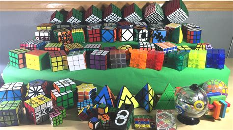 All Collection new rubik s cube collection end of 2015 60 cubes