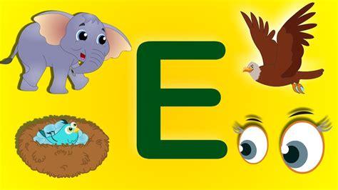4 Letter E Words