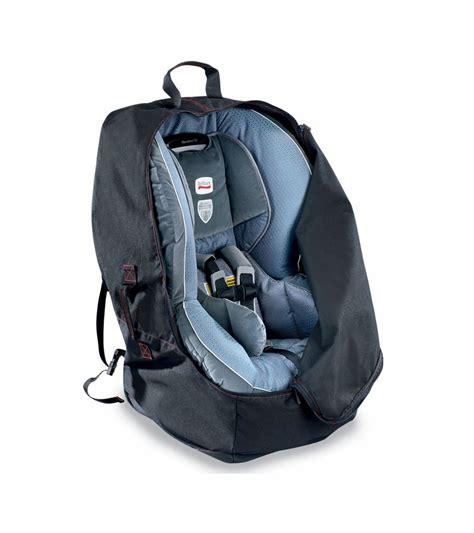 car seat pouch britax car seat travel bag