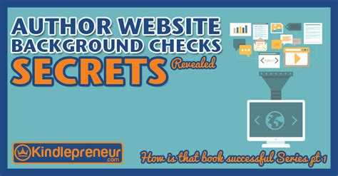 Website For Background Check Author Website Background Checks Learn From Your Competitors