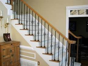 Banister Iron Works Iron Balusters Stair Spindles Staircase Wood
