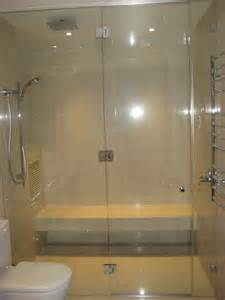 steam shower benches gallery of successfully completed sauna projects