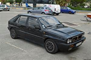 Lancia Delta Integrale 16v Lancia Delta Integrale 16v 1 Ran When Parked