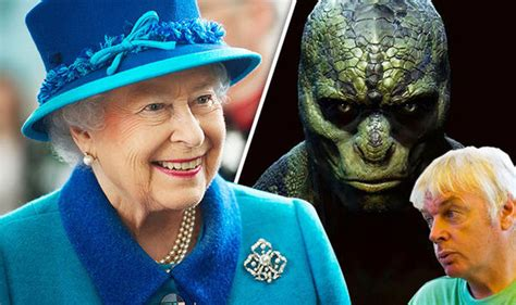 The Royal Family David Icke And The Reptiles Merovee | david icke explains his infamous theory why queen is a