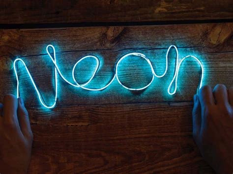 diy for diy neon sign enseigne au n 233 on diy