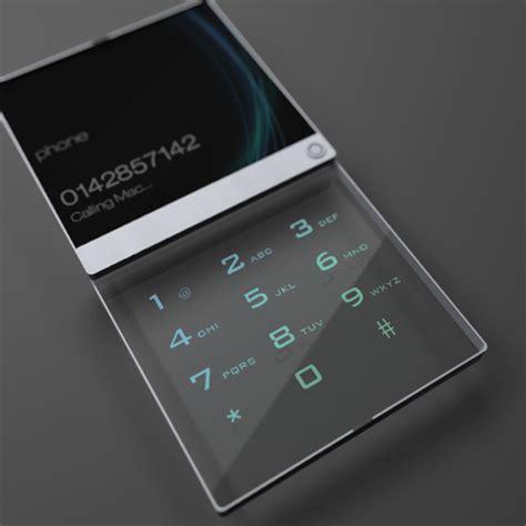 mav mobili transparentes designer handy mac funamizu