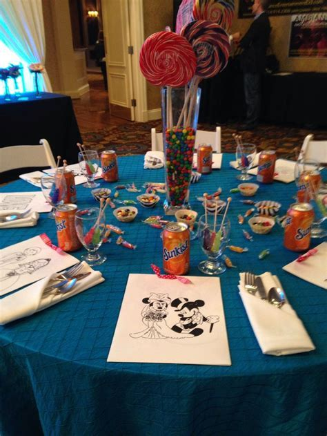 17 Best ideas about Kids Table Wedding on Pinterest   Kids