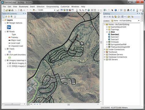 arcgis gis tutorial zerg s rumble arcgis 10 now available