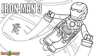lego iron 3 coloring page printable sheet lego