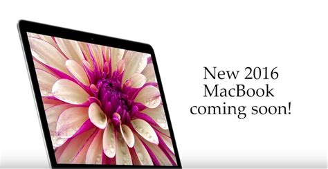Mba Coming Soon by Macbook Pro Air 2016 Release Coming Soon As 2015 13 Inch Mb