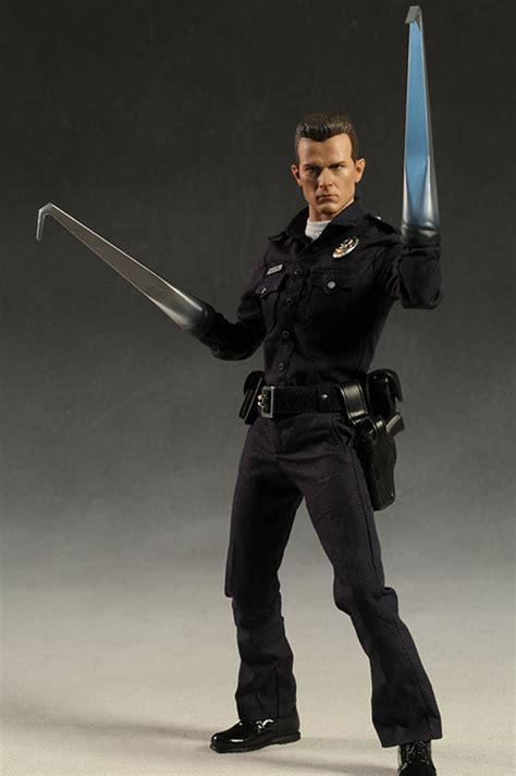 T-1000 Terminator sixths cale action figure - Another Pop ... T 1000 Terminator