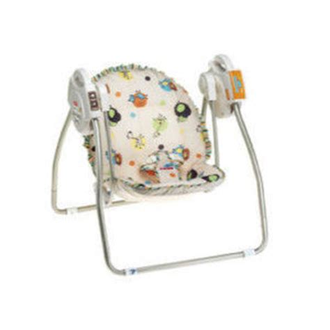 take along baby swing fisher price open top take along baby swing n3360 reviews