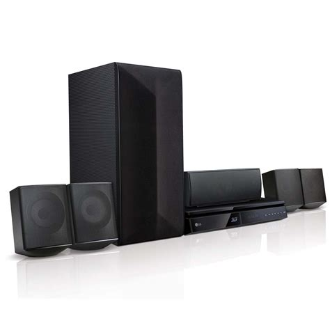 Optik Home Theater Lg home theater lg lhb625m 5 1 canais player 3d smart tv bluetooth entrada usb hdmi