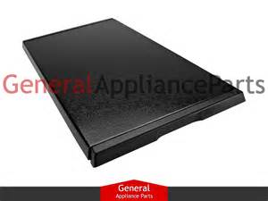 Ebay Cooktops Jenn Air Kenmore Electric Cooktop One Piece Black Grill Or