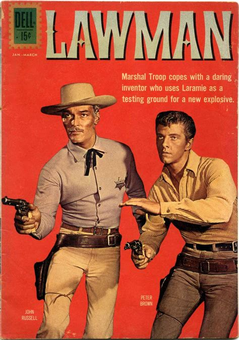 the arizona lawman of the west books lawman 10 dell comics western publishing