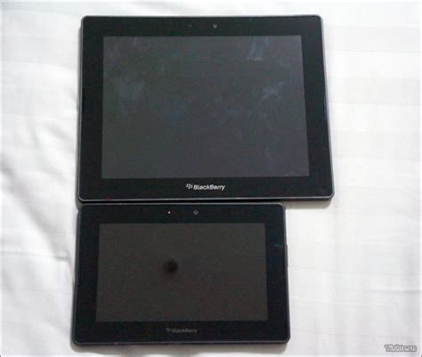 mysterious 10 inch blackberry playbook appears in