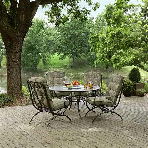 Smith Patio Dining Sets Smith Cora 4 Dining Chairs Green Shop Your Way