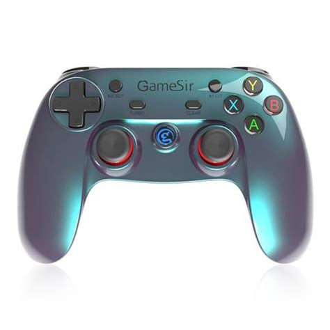 android ps3 controller gamesir g3v wireless bluetooth gamepad controller blue