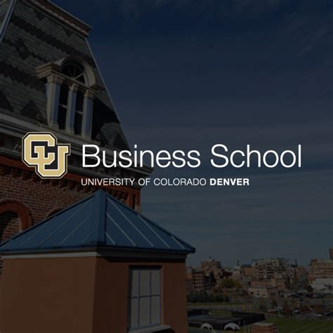 Cu Denver Mba by Chad Scroggins