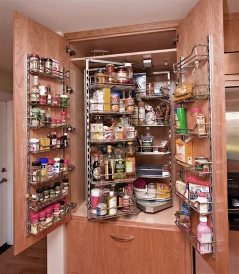 kitchen storage design contemporary kitchen design ideas with wooden hidden storage