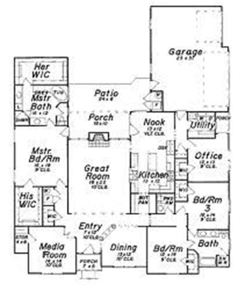 3000 sq ft house plans 1 story 1000 images about my new home on pinterest ranch style floor plans bedroom floor