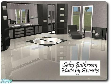 Sims 2 Bathroom by Anoeskab S Salsa Bathroom New Meshes