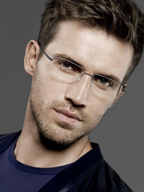 Rectangle by Lindberg Prescription Glasses Barnard Levit