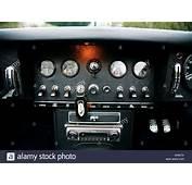 Jaguar E Type Dashboard Stock Photo 9125769  Alamy