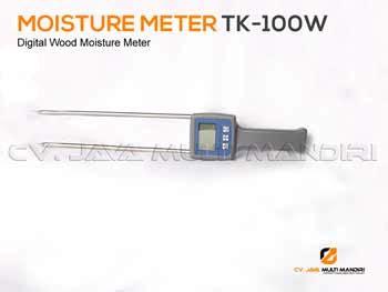 Wood Moisture Tester Meter Ukur Kelembaban Kadar Air Kayu Wood wood dust moisture meter tk100w