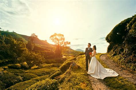 Top 10 Pre Wedding Photoshoot locations in Malaysia   The