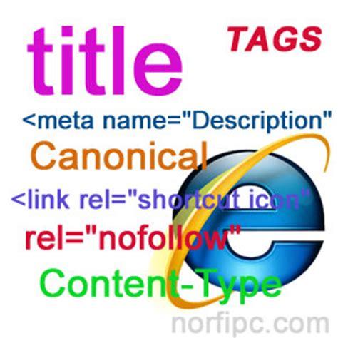 codigo html imagenes que cambian elementos y etiquetas o metatags en el codigo html de las