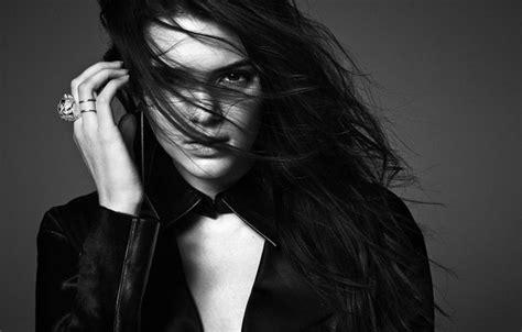 kendall jenner wallpaper black and white wallpaper model hair black and white kendall jenner