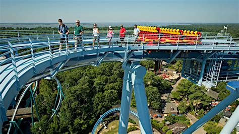 Busch Gardens Virginia Hours by Page 2 Amusement Park Vip Perks Abc News