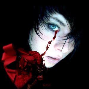 imagenes de ojos que lloran sangre las gotas de un amor profundo alias el chacal fotolog