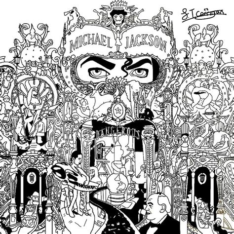 coloring book album free michael jackson coloring pages to and print for free