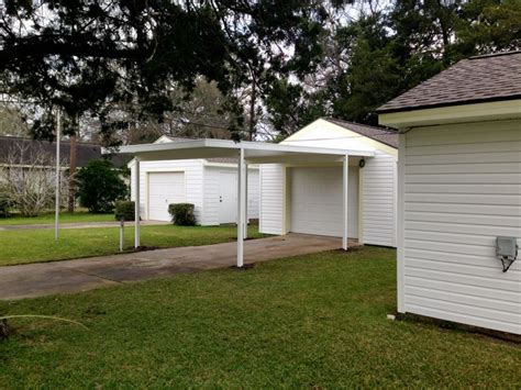 Carport Siding carport and siding to meet windstorm in angleton tx 187 a 1