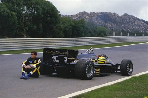 Lotus Player Special The Power And The Lotus 98t