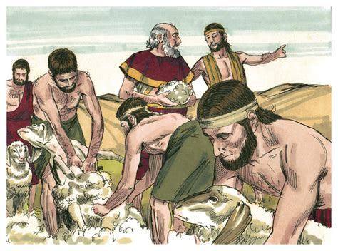 summary of genesis 43 file book of genesis chapter 31 2 bible illustrations by