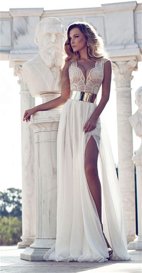Beach Wedding Dresses With Charm Modwedding