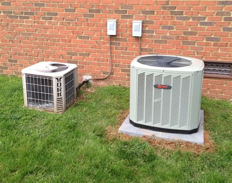 trane comfort coil upstairs air conditioner replacement bowling green ky
