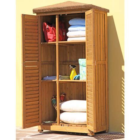 casette in legno porta attrezzi da giardino armadio mobile mobiletto da giardino in legno box porta