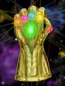 Marvel Infinity Gauntlet The Infinity Gauntlet By Joker2947 On Deviantart