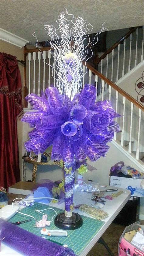 Centerpiece For A Quinceanera Sweet 603 Best Back Drop Ideas Images On Paper