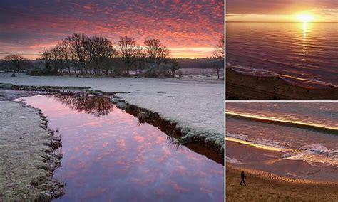 UK weather: Britain to enjoy warmer weather this week