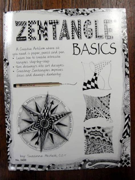 zentangle pattern books 17 best images about zentangle basics on pinterest day