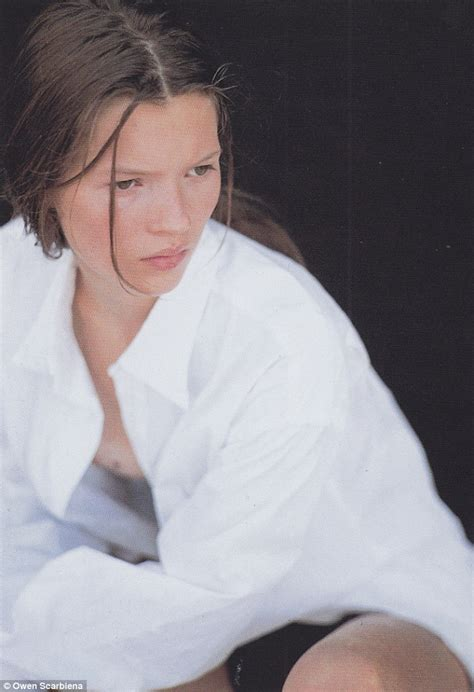 down shirt pre tweens kate moss never before seen pictures of the model as a 14